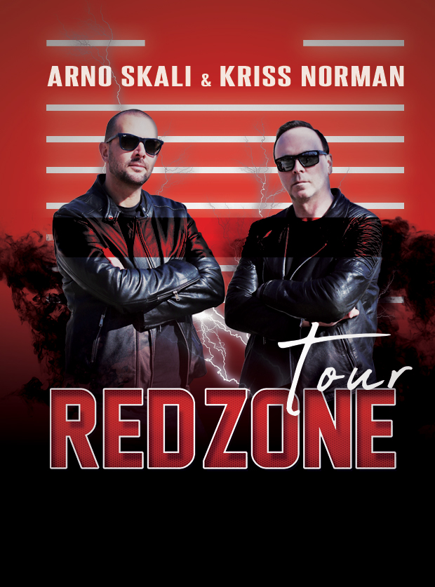 poster red zone tour